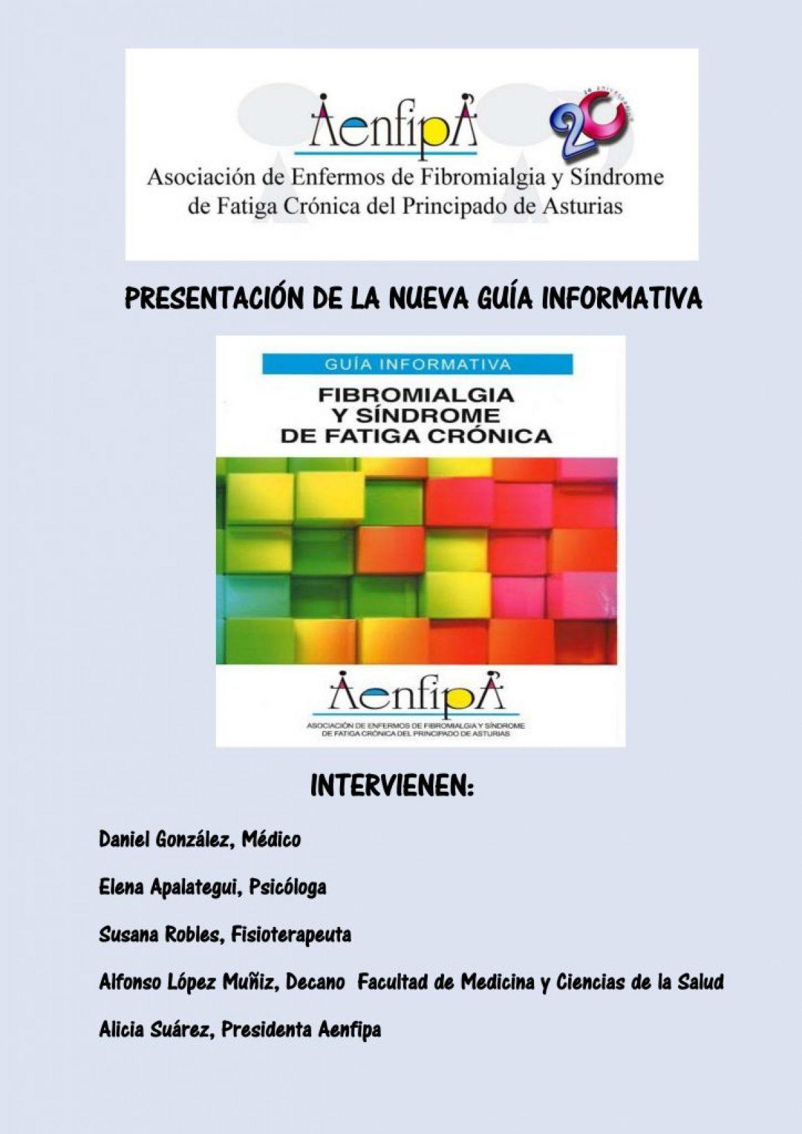 Presentación de la Nueva guía Informativa