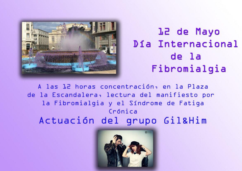 Día 12 mayo en la Plaza de la Escandalera