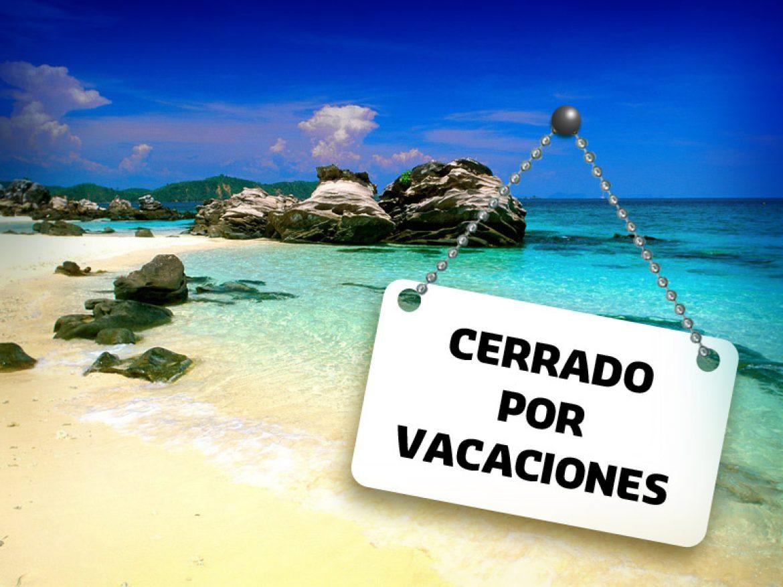 Vacacionessss!!!!