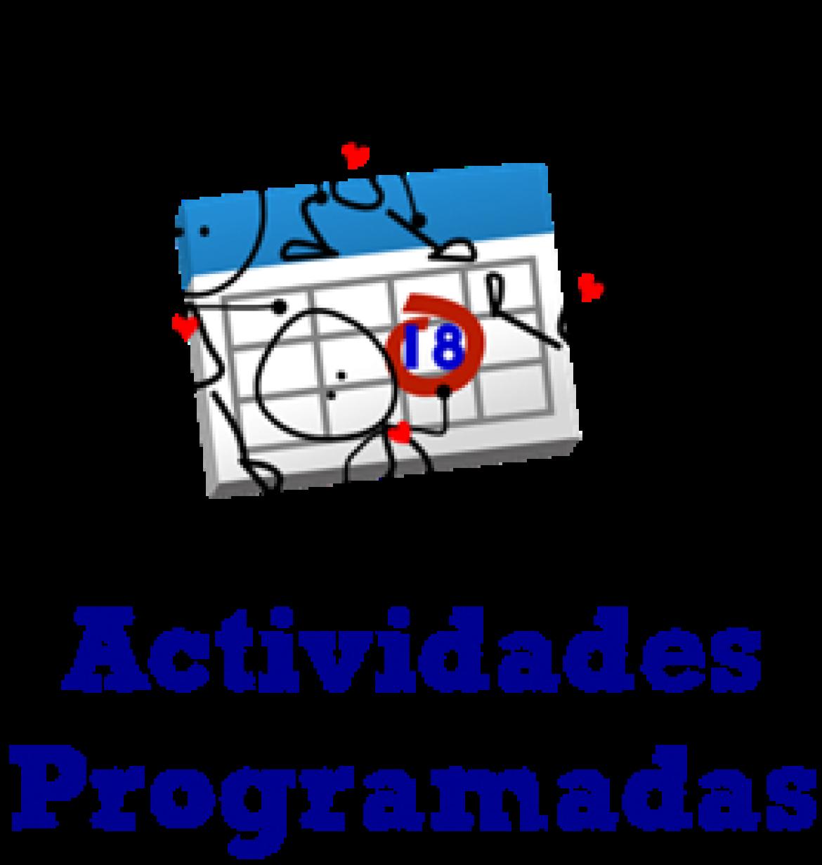 AGENDA DE ACTIVIDADES CURSO 2018-19