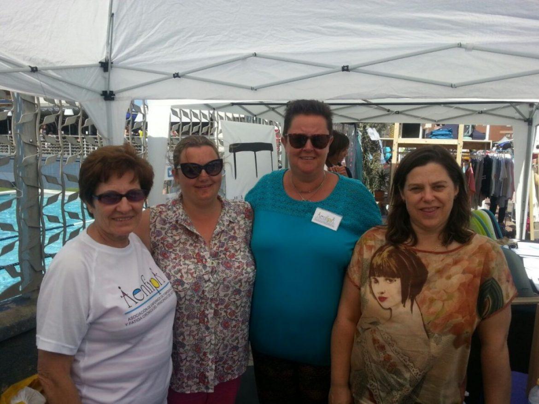 Charla la fibromialgia Colateral