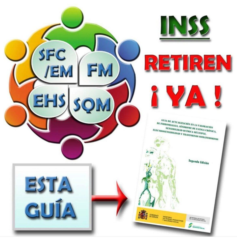 Pedimos la retirada de la Guía del INSS