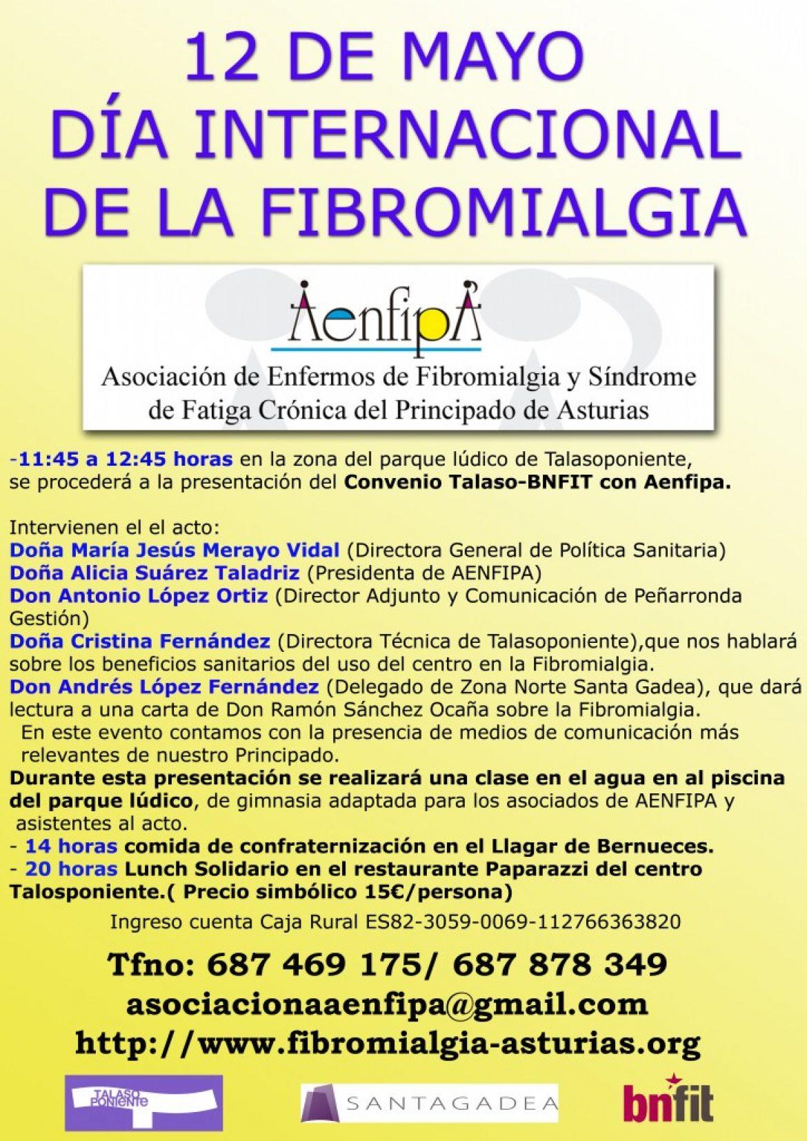 Sabéis a dónde va Asturias el 12 de Mayo? Ahora sí lo sabemos !!!