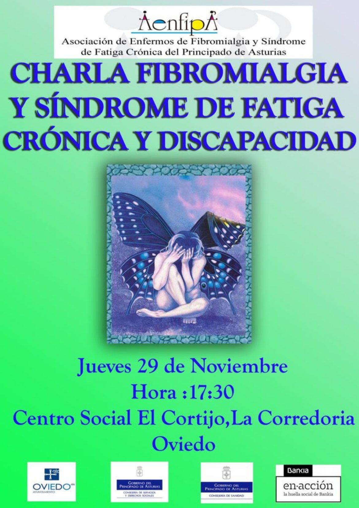 Charla Jueves 29, La Corredoria