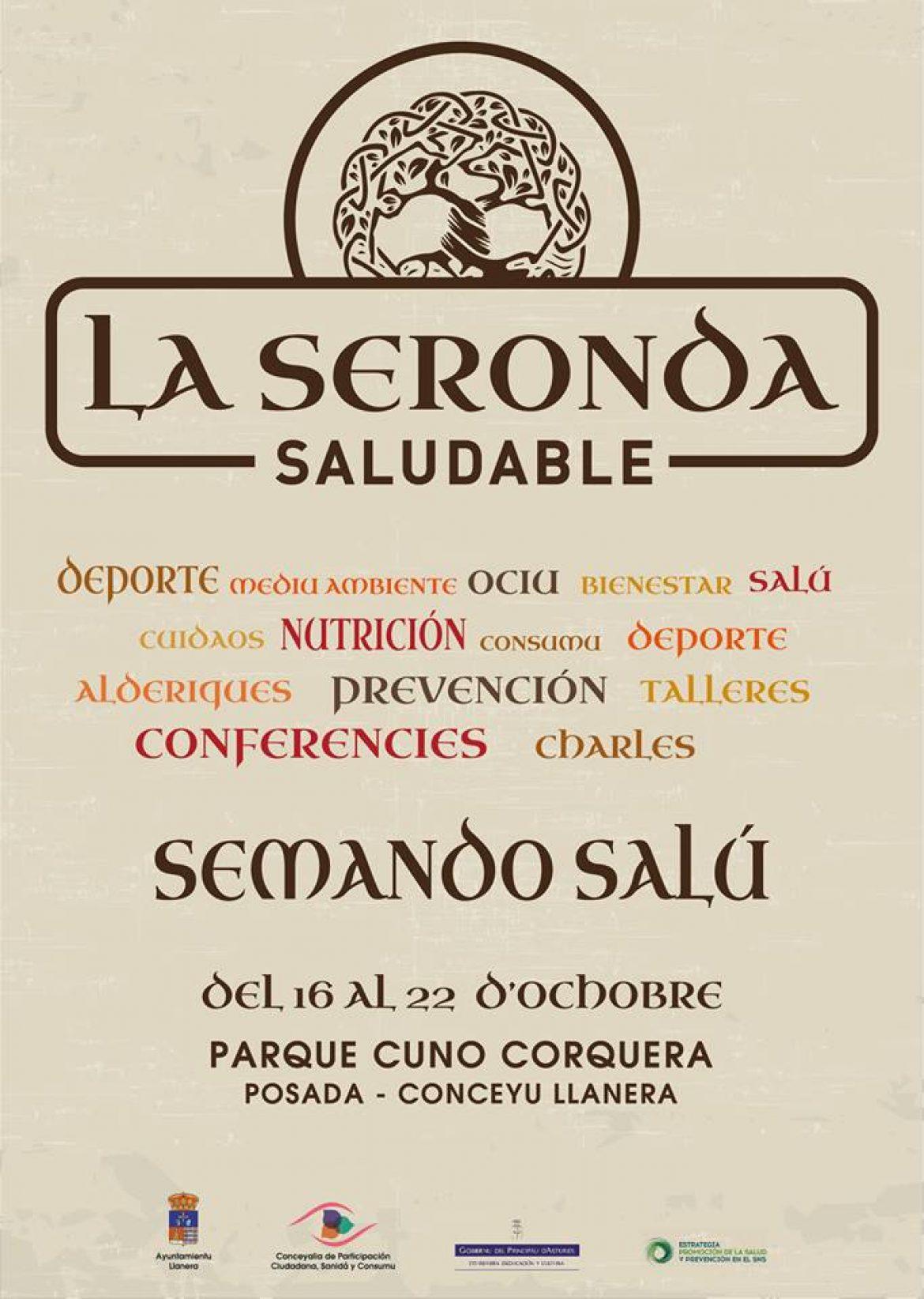 Jueves 19 de Octubre, a las 17 horas, en Posada , La Seronda